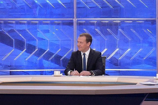 Медведев прокомментировал дело Серебренникова