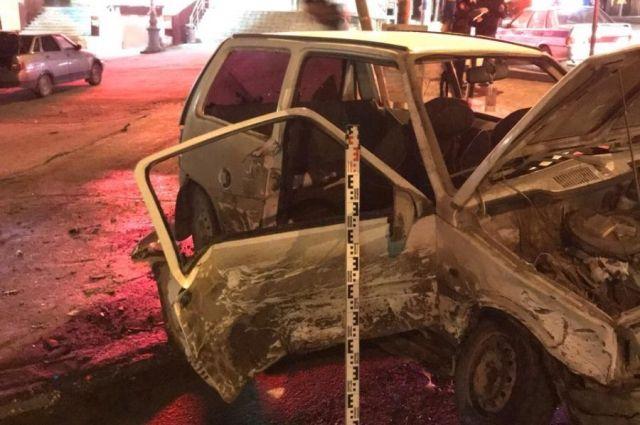 Автомобилист-нарушитель устроил ДТП наулице Восстания