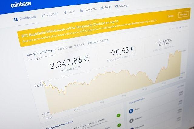 Coinbase предоставит Налоговому управлению США информацию о14 тыс. пользователей
