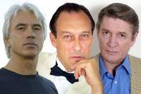 Дмитрий Хворостовский, Олег Янковский, Александр Абдулов.