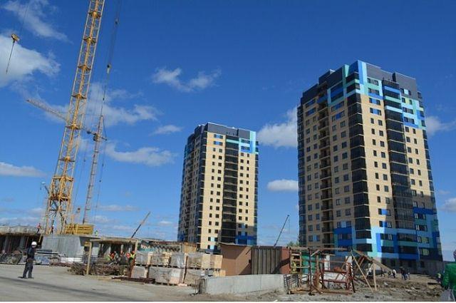 ВПетербурге остановили строительство дома компании «Воин-В
