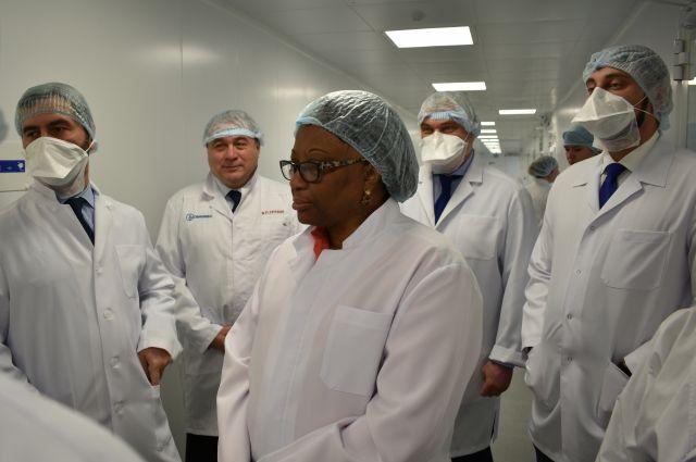 Работа института признана на международном уровне.