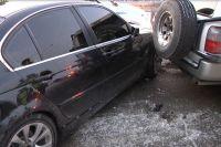Гонщика остановил неравнодушный автомобилист.