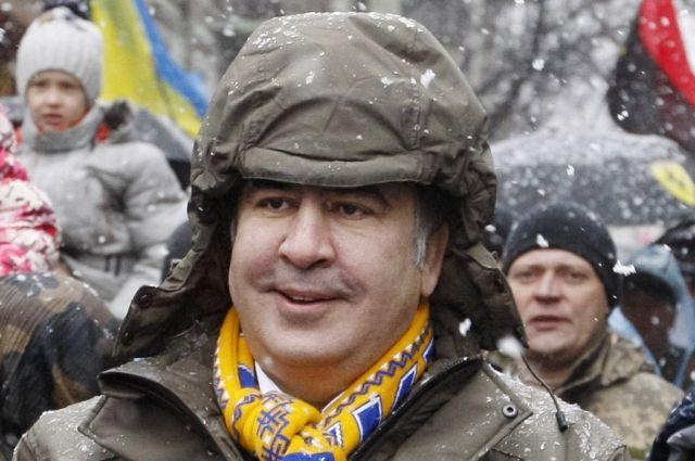 Саакашвили продлили срок пребывания вУкраинском государстве