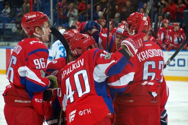 «Локомотив» продлил серию неудач «Югры», играя 2-ой день подряд