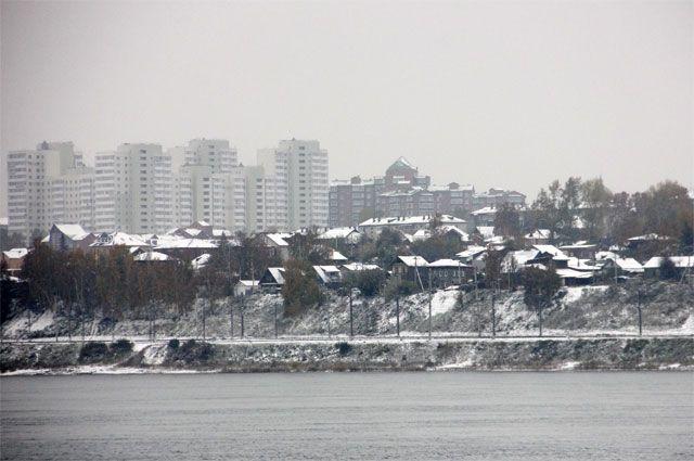 Снежно будет в Иркутске в первый день зимы.