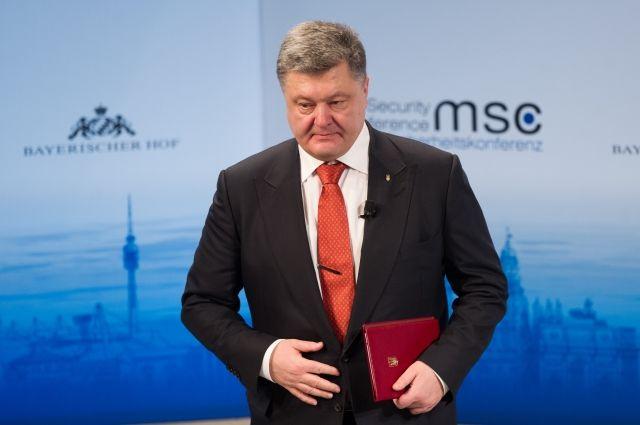 Порошенко подписал закон оприсоединении Украины кПан-Евро-Мед