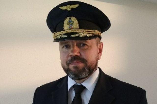 Перед полётом пилот должен хорошо выспаться.