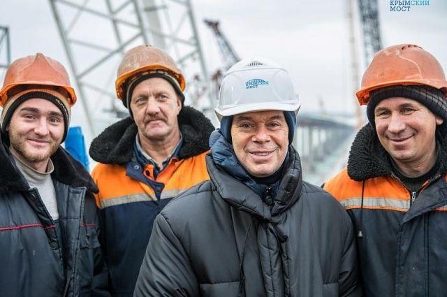 Такой желанный Крымский мост: Газманов выступил настройке века назависть Украине