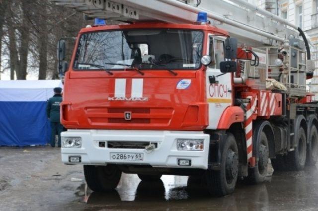 Напожаре вКалязине погибла женщина