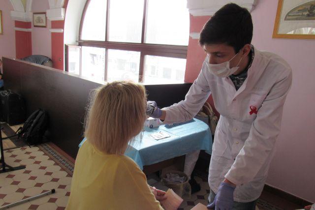 В Калининградской области проживает более 5 тысяч ВИЧ-инфицированных.