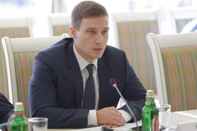 Департамент вложений денег иразвития малого исреднего предпринимательства края возглавил Юрий Волков