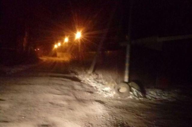 Под Энгельсом в трагедии с«Мерседесом» умер шофёр «Калины»