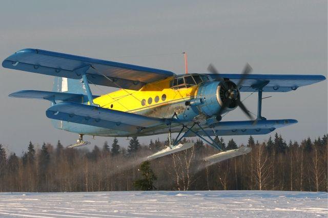 Самолёт Ан-2.