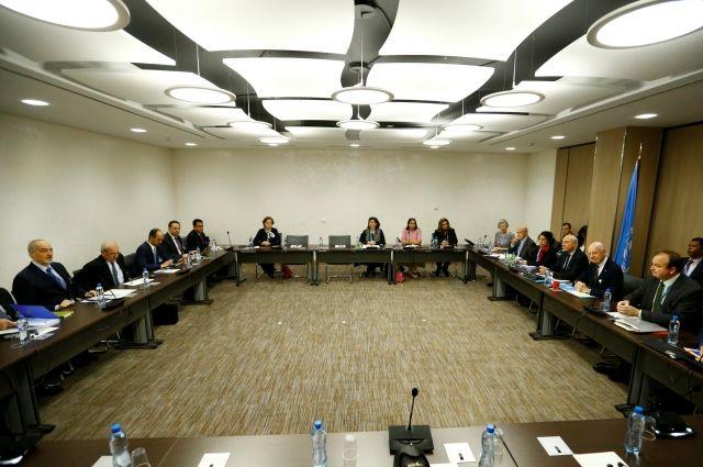 Одна изсирийских оппозиций срывает переговоры вЖеневе своими требованиями