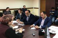 Совещание Комиссии Министерства, транспорта, энергетики и связи РД
