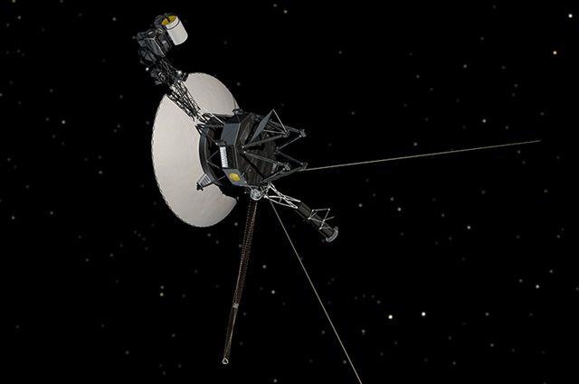 Межзвездное пространство: NASA впервый раз запустило двигатели зонда «Вояджер-1»