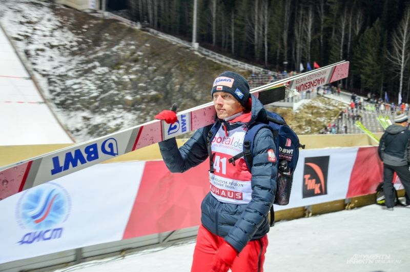 Давид Кубацкий занял 11 место в общем зачете.