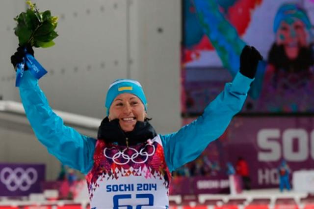 В России пытались испортить допинг-пробу украинки Виты Семеренко