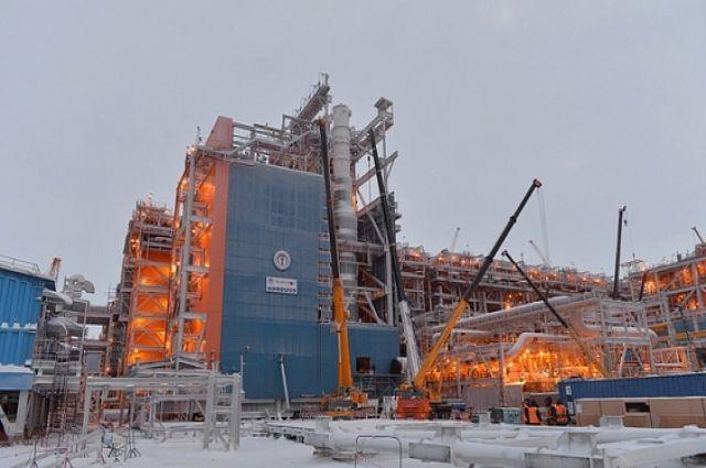 «Ямал СПГ» начал производство сжиженного газа