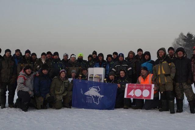 В Новокузнецке завершились соревнования по рыболовному спорту.