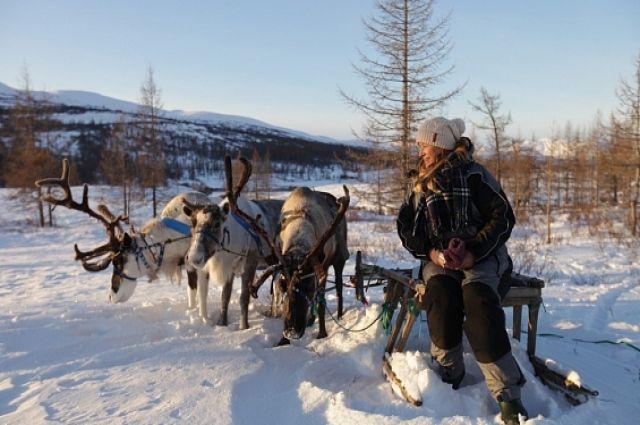 Ямал в тройке лидеров любителей этнического туризма