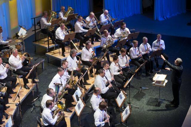 Омская филармония запустила акцию «Гобой для большого оркестра».