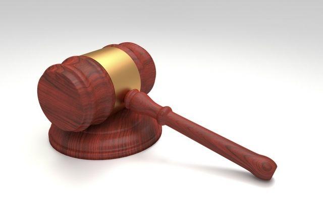 Судья приговорила мужчину к 10 годам тюрьмы