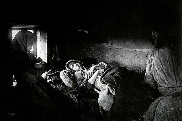 Голод. Российская империя 1891-1892 годы.