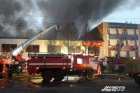 Не может не беспокоить ситуация, когда буквально в течение нескольких дней возникает второй серьёзный пожар.