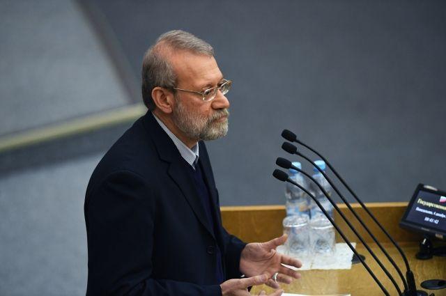 Парламентарии Ирана иРФ обсудят ход восстановления объектов инфраструктуры вСирии