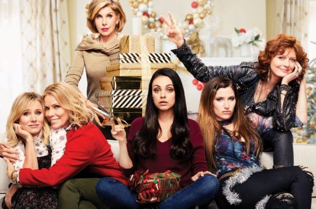 6 декабря в Нижнем пройдет премьерный показ «Очень плохие мамочки-2».