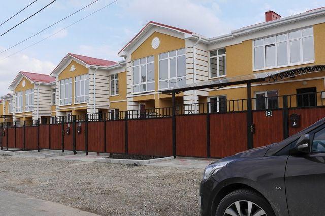 Неменее 600 тыс. квадратных метров жилья введено наСтаврополье