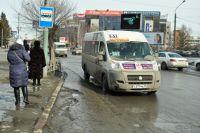 В Омске может сниться стоимость проезда в маршрутках.