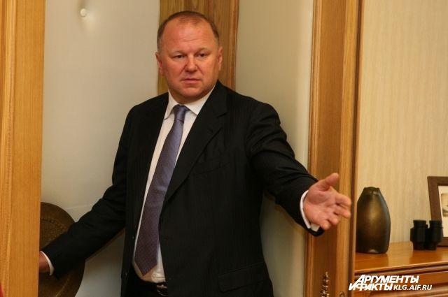 Николай Цуканов представил нового зама, курирующего Калининградскую область.