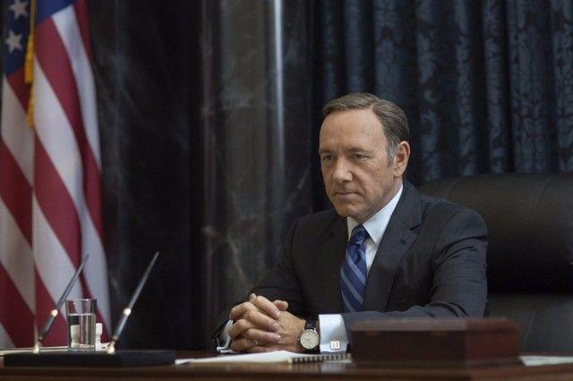 Сериал «Карточный домик» завершится сокращенным сезоном без Кевина Спейси