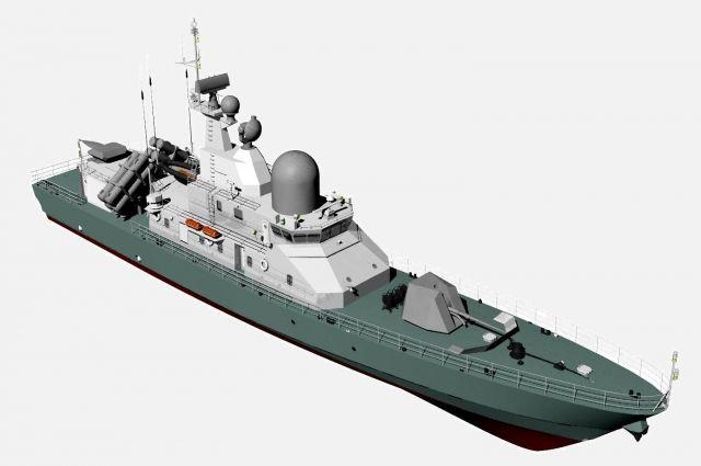 У ВМС Украины появится первый ракетный катер