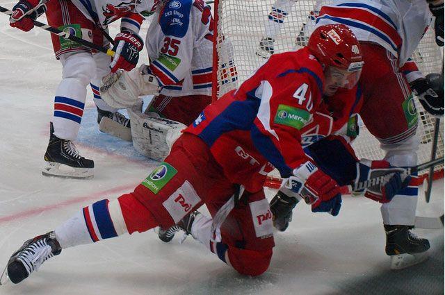 ВратарьХК «Салават Юлаев» признан лучшим голкипером недели вКХЛ