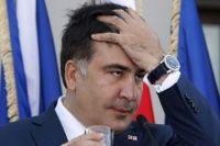 У Саакшвили в квартире проводят обыск