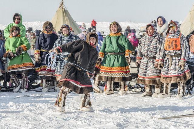 Мужчины коренных народов Севера - это вожди, добытчики и экстремалы.