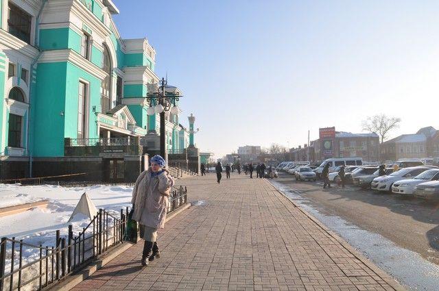 Скорый поезд из Омска в Новосибирск будет ходить круглогодично.