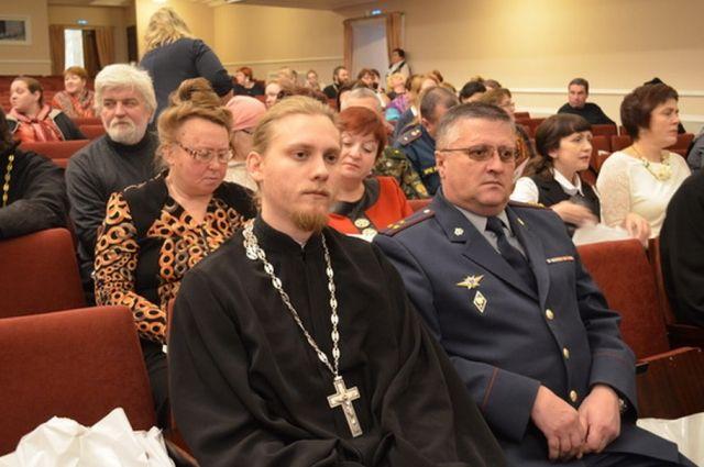Пленарное совещание XII областных Рождественских образовательных чтений прошло вТуле