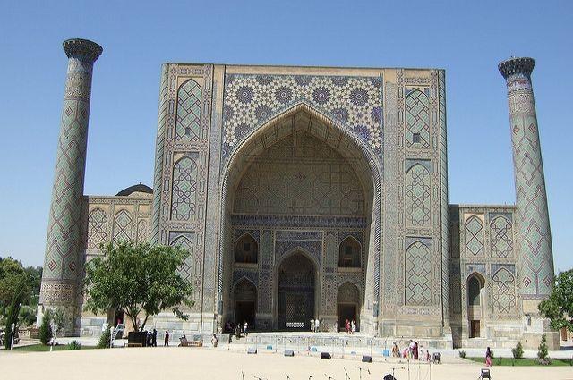 ВУзбекистане ввели единую туристическую визу