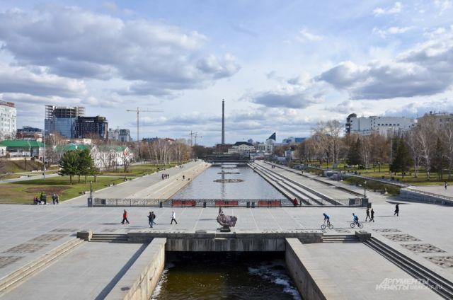 Тюмень возглавила рейтинг русских крупных городов