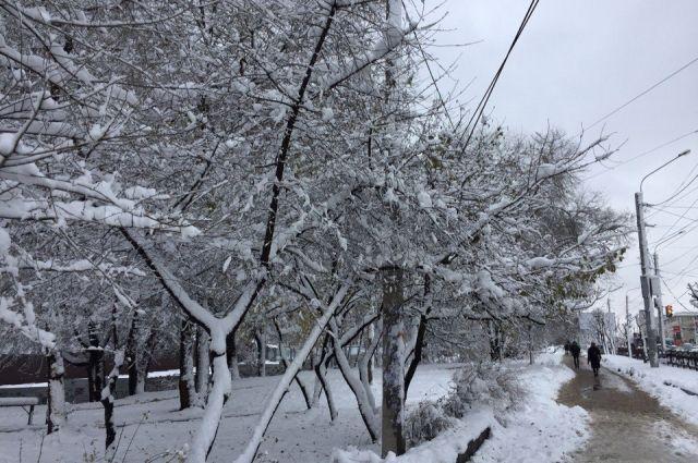 Ставропольцев предупреждают о стремительном похолодании