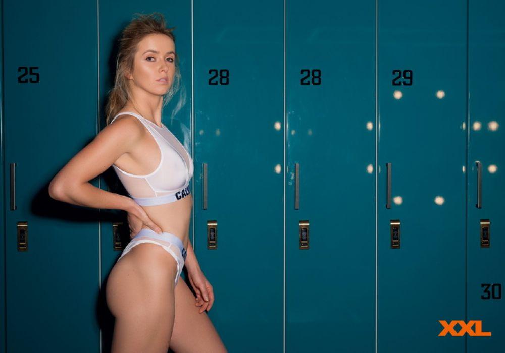 23-летняя одесситка попала на обложку декабрьского выпуска глянца XXL Ukraine.