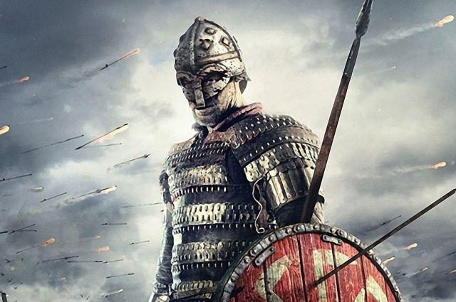 Воин, ставший легендой.