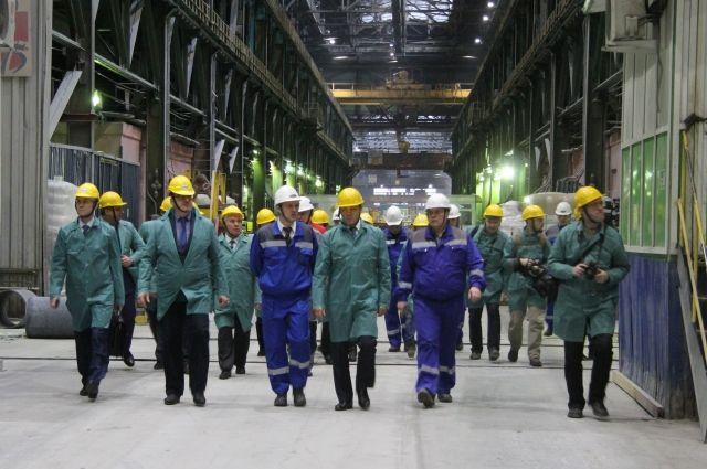 Методиками екатеринбургских металлургов заинтересовались в правительстве региона.
