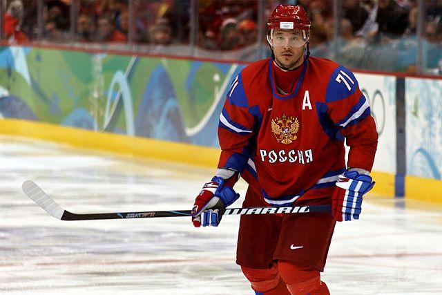 Ковальчук: русским хоккеистам нужно обязательно ехать наОлимпийские игры