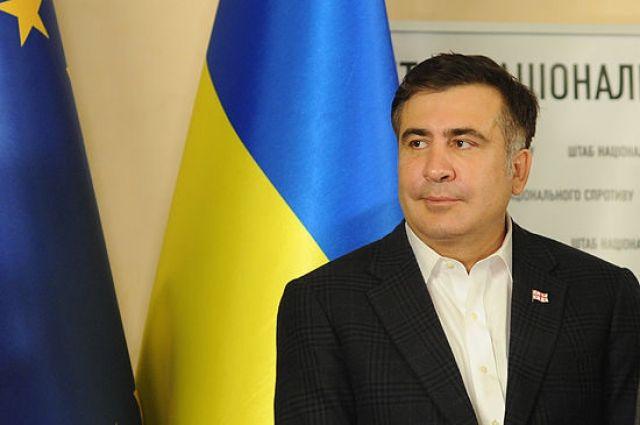 Разыскиваемый ГПУ Саакашвили ожидает «своих людей» под Радой